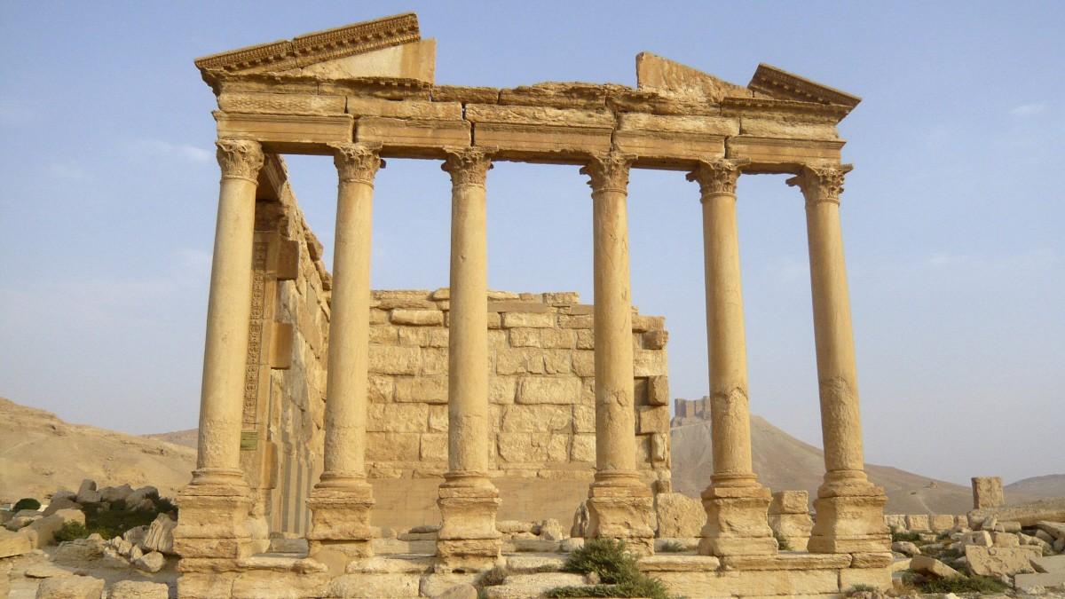 Dann drucken wir Palmyra nochmal aus