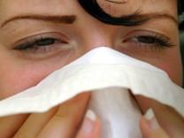 Schwache Grippe-Saison geht zu Ende