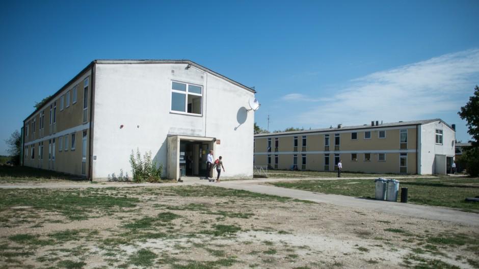 Rückführungszentrum für Flüchtlinge