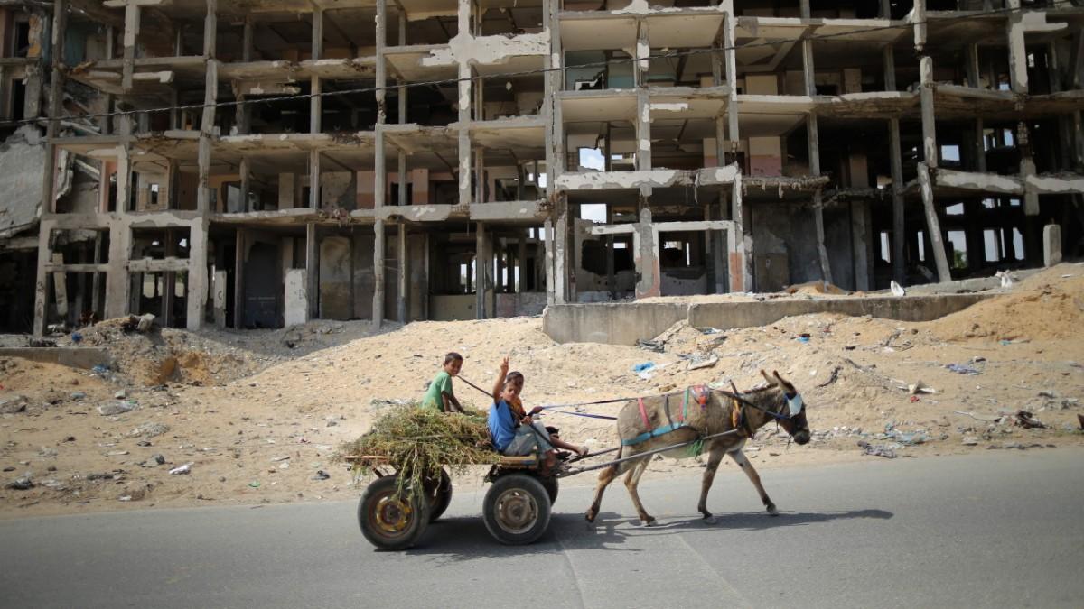 Gazastreifen droht unbewohnbar zu werden