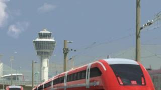 Flughafen-Anbindung