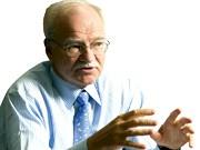 Ford Forschungschef Gerhard Schmidt