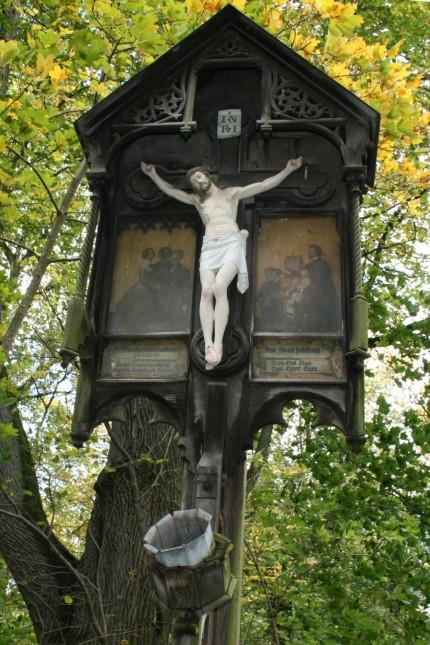 Pähl-Kreuz beim Hochschloss