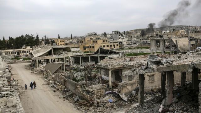 Bürgerkrieg in Syrien UN-Menschenrechtsrat