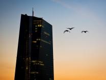 EZB zur blauen Stunde