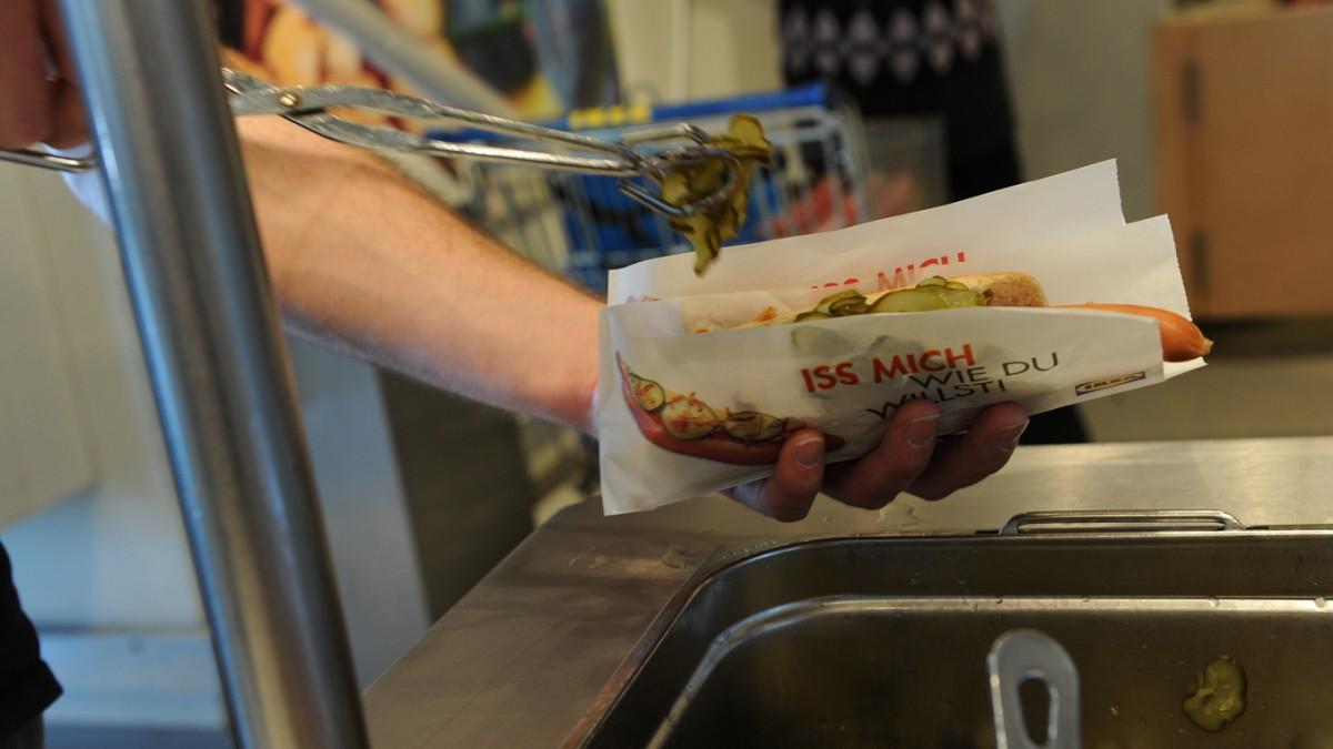 Essen In Möbelhäusern Hähnchenbrust Und Hängeschrank München