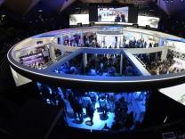 Elektronik-Messe IFA - zweiter Pressetag