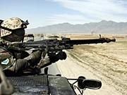 Bundeswehr Soldat Afghanistan ddp