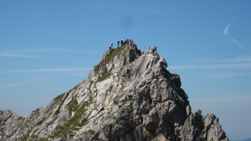 Hindelanger Klettersteig Unfall : Schwerer unfall in allgäuer alpen bergsteigerin fällt meter