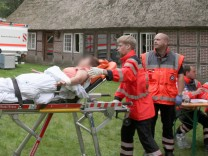 Notfalleinsatz in Handeloh
