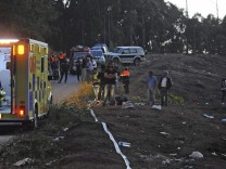 Six people die during a rally in A Coruna