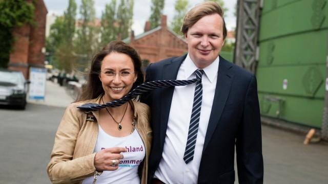 Jim Messina beim Campaign Camp 2015 der SPD