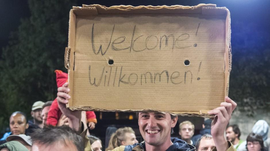 Flüchtlinge Flüchtlinge in Deutschland