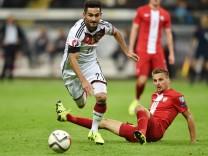04 09 2015 Fussball EM Qualifikation 2015 Deutschland Polen 3 1 Ilkay Guendogan Deutschland; Ilkay Gündogan