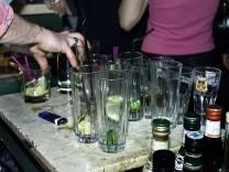 Immer mehr betrunkene Jugendliche