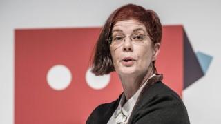 March 3, 2015 - L Hospitalet De Llobregat, Catalonia, Spain - MITCHELL BAKER, Executive Chairwoman o