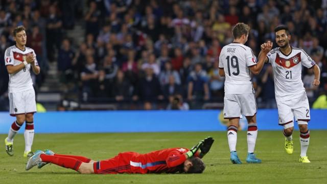 Scotland v Germany - UEFA Euro 2016 Qualifying Group D