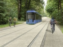 akku tram