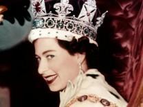 Königin Elizabeth II. über 63 Jahre auf dem Thron