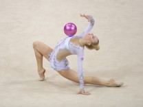 Rhythmic Gymnastics World Championships 2015 - Day 2