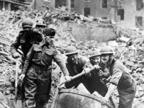 Luftschlacht um England im 2. Weltkrieg: Bombardierung von Coventry (1940)