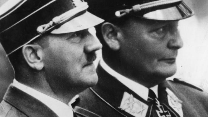 Adolf Hitler und Hermann Göring, 1940