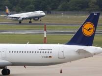 Lufthansa Pilots Strike
