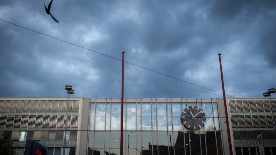 Münchner Hauptbahnhof, 2014