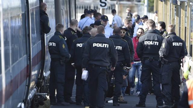 Migrants in Denmark