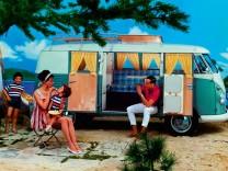 VW Bus Road to freedom 8. Nur für Buch-Rezensions Reiseteil