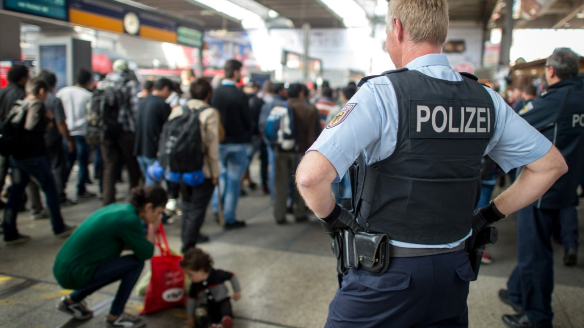 München ruft die Kanzlerin zu Hilfe