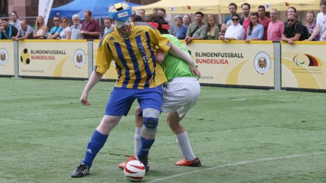 Blind Football Bundesliga - Last Match Day
