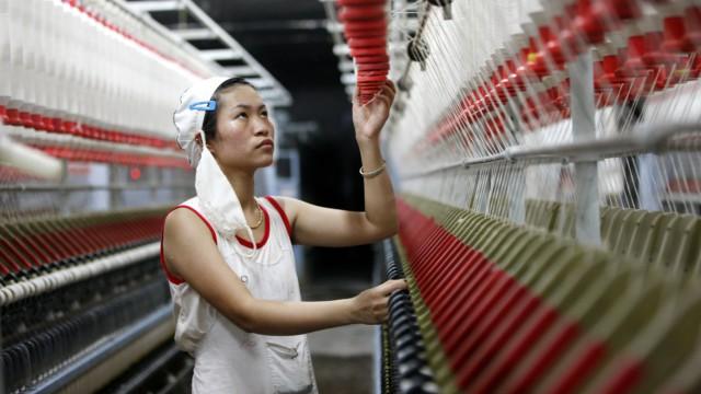 Wirtschaft in China China