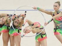 Gymnastik WM