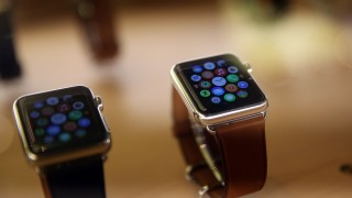 New Versions Of Apple Watches Go On Sale