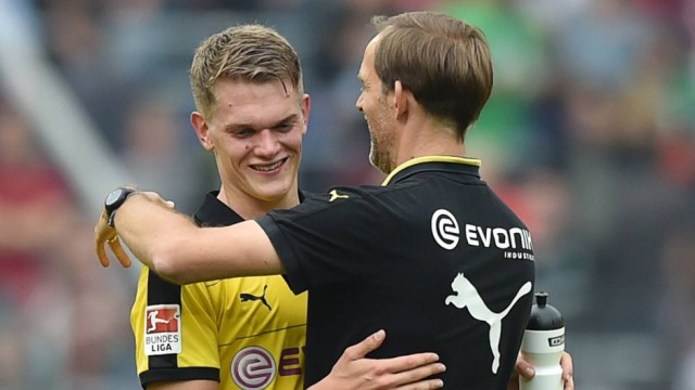 12 09 2015 Fussball Saison 2015 2016 1 Bundesliga 4 Spieltag Hannover 96 Borussia Dortmund