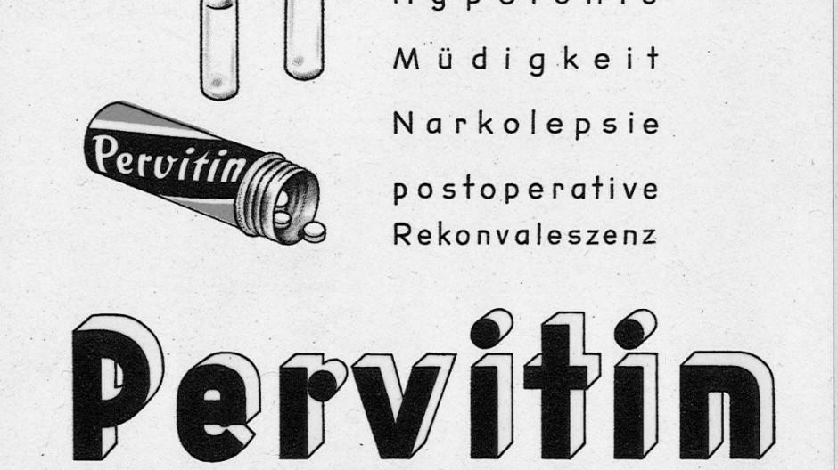 Zweiter Weltkrieg Drogen Pervitin