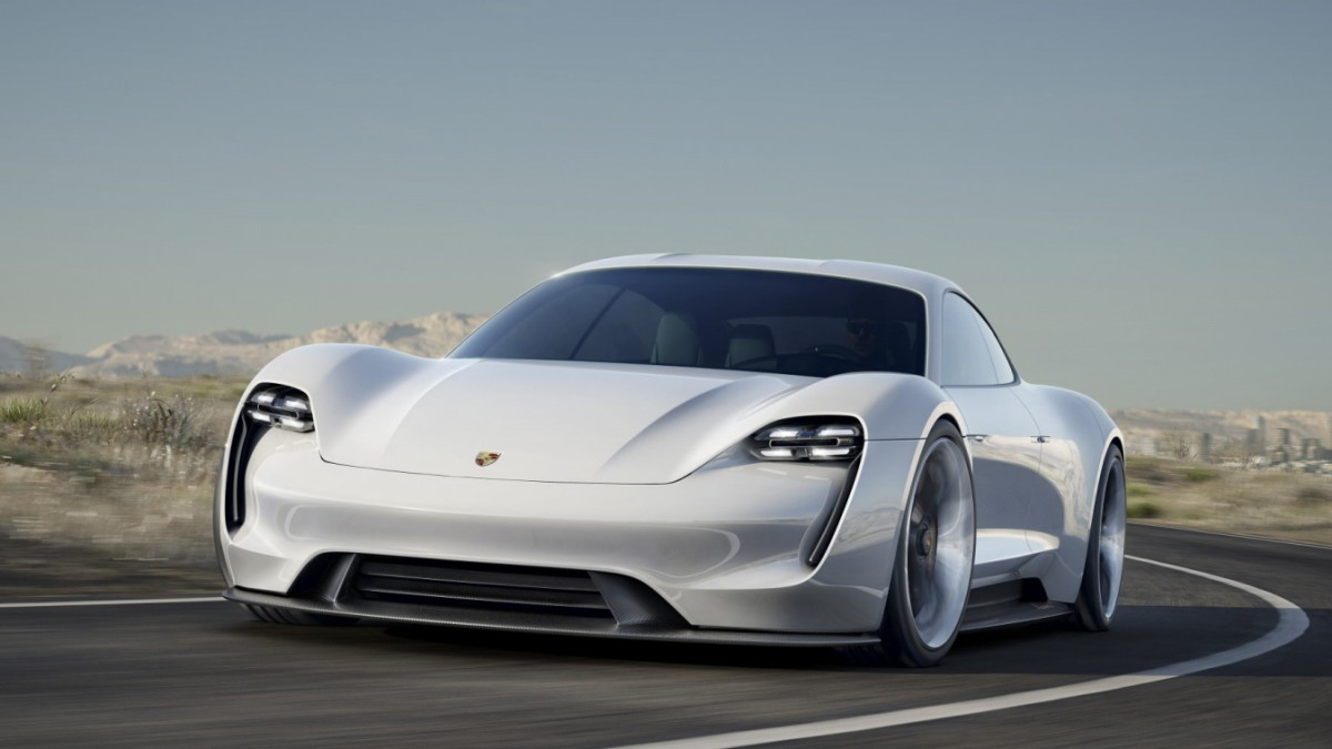 Ein Tesla von Porsche