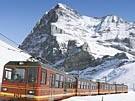Jungfraubahn: Zug zum Himmel (Bild)