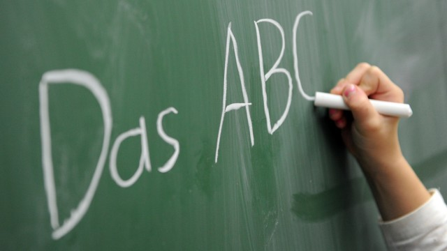 Bayerns Schulen für Flüchtlinge gut gerüstet
