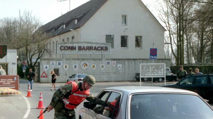 Conn-Barracks Schweinfurt