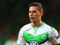 Julian Draxler Wolfsburg Moskau Champions League