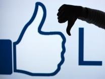 Facebook - 'Dislike'