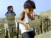 Kinderarbeiter in Peru, Reuters
