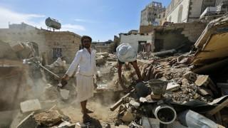 Saudi led coalition maintains high level of airstrikes on civilia