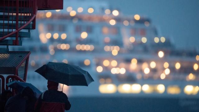 Auslaufparade der 'Cruise Days'