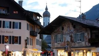 Bilderserie Garmisch-Partenkirchen