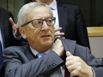 European parliament hearing Juncker on Tax Rulling