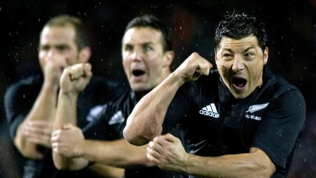 Rugby Start der Rugby-WM