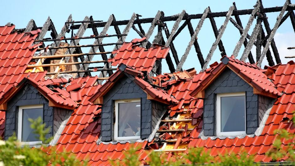 Brandanschlag auf Flüchtlingsunterkunft in Tröglitz